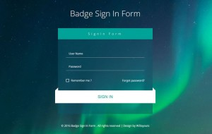 badge-responsive-sign-in-form