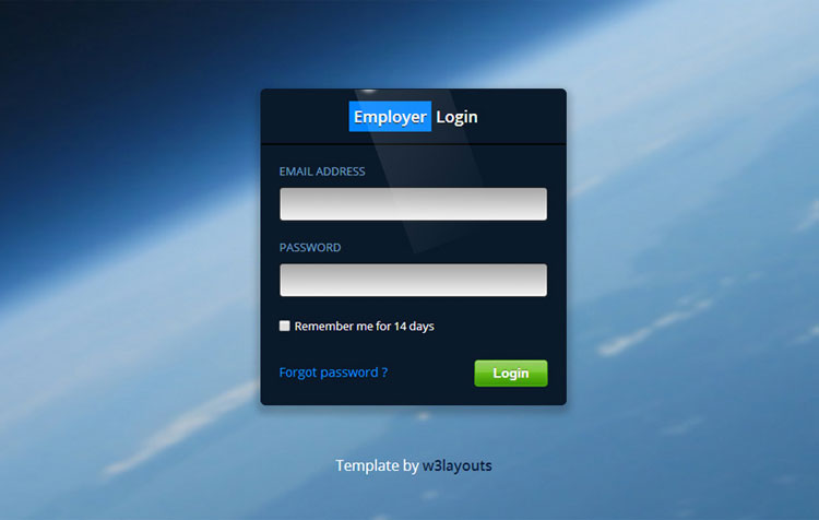 65 Attractive Html Css Login Form Templates Page 5 Of 7