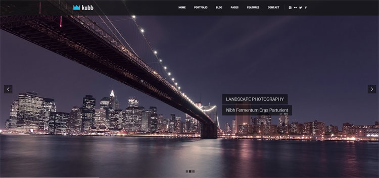 kubb-bootstrap-photography-template