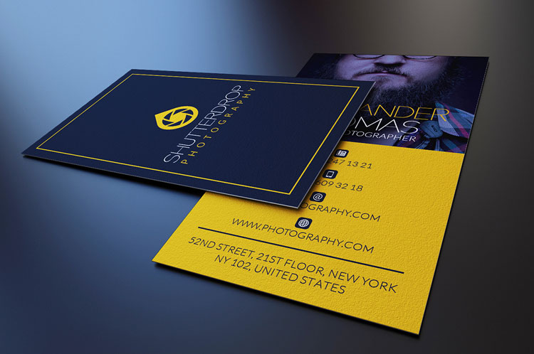 Photographer Business Cards Templates Free Images Free - Photography business cards templates free