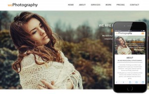 we-photography-bootstrap-template