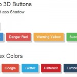 bootstrap-3d-buttons-with-shadow
