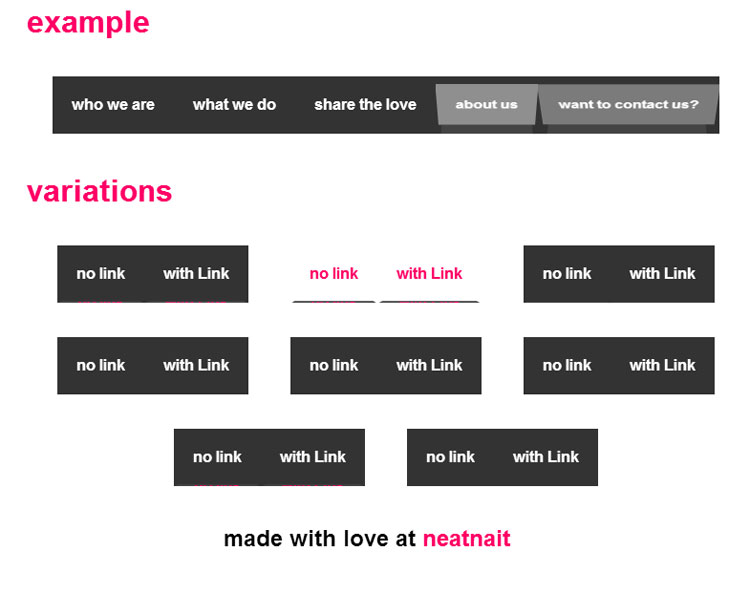 neetnait-css3-3d-transitions-menu