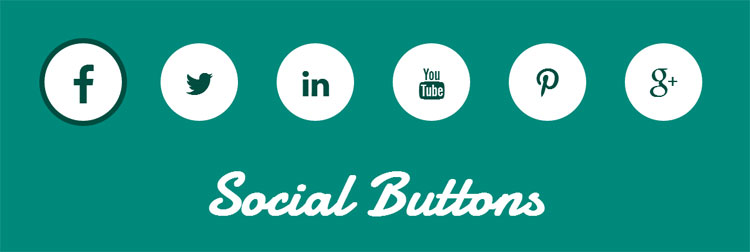 responsive-css-social-media-buttons