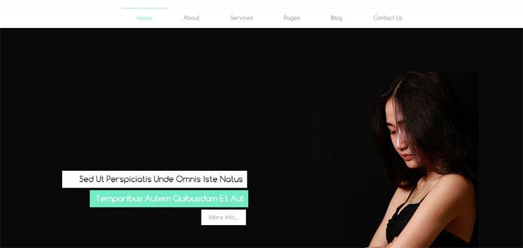 eternity-bootstrap-fashion-template
