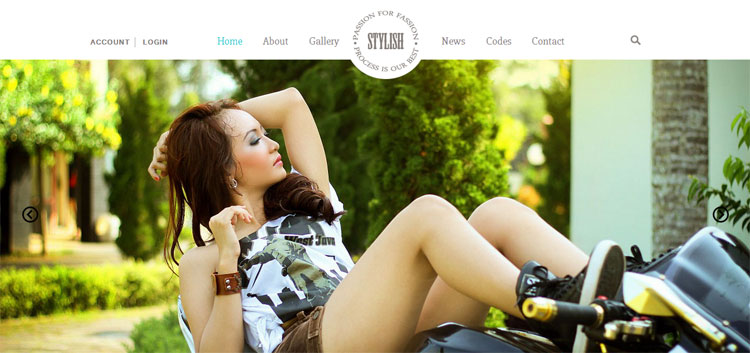 stylish-bootstrap-responsive-fashion-template