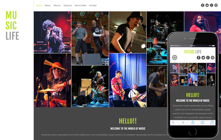 music-life-bootstrap-free-template