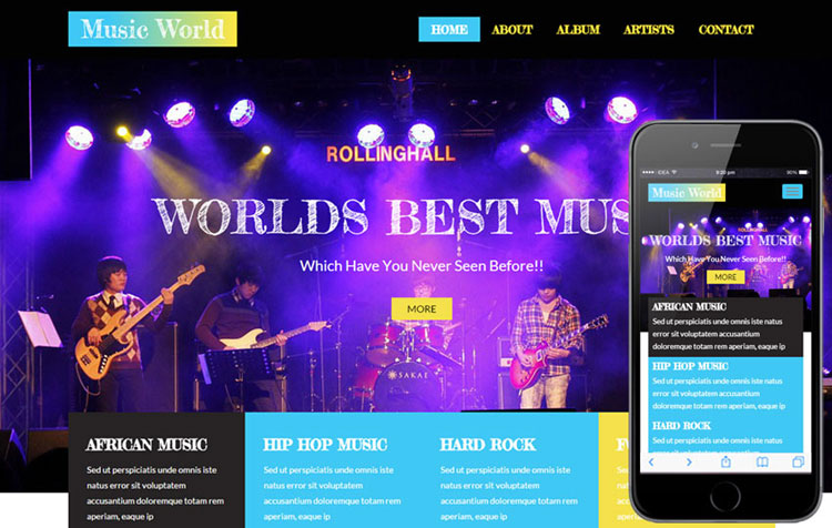 music-world-free-bootstrap-responsive-template