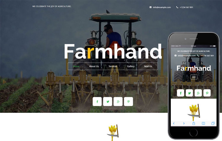farmhand-bootstrap-responsive-template
