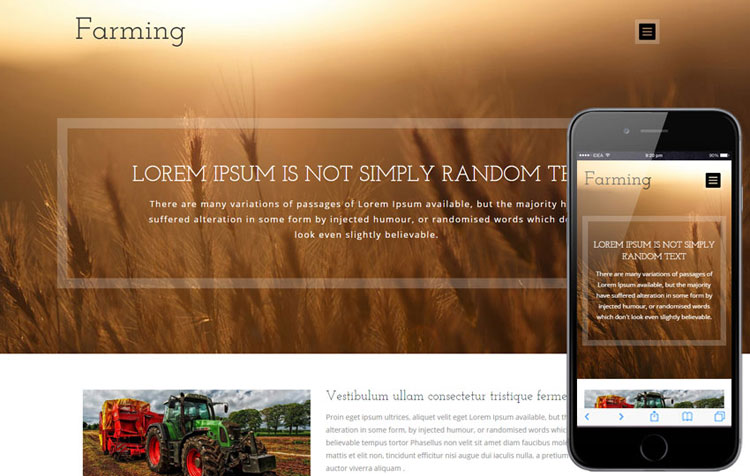 farming-agriculture-bootstrap-template