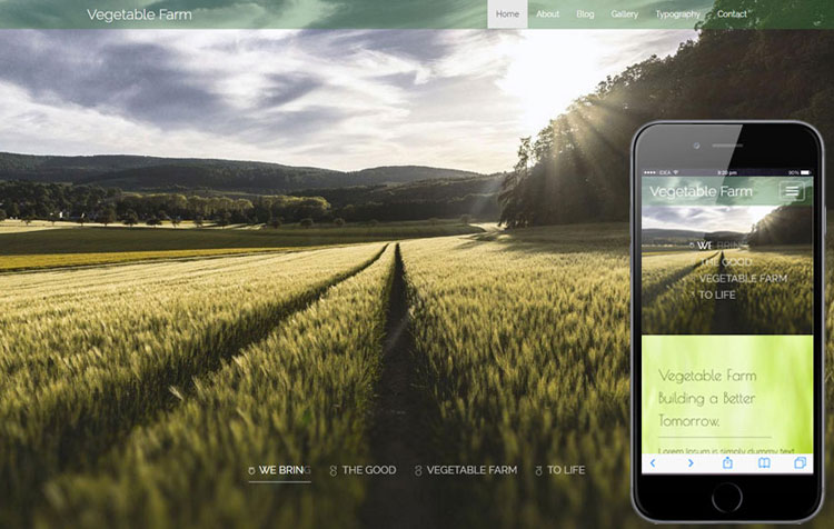 vegetable-farm-agriculture-bootstrap-template
