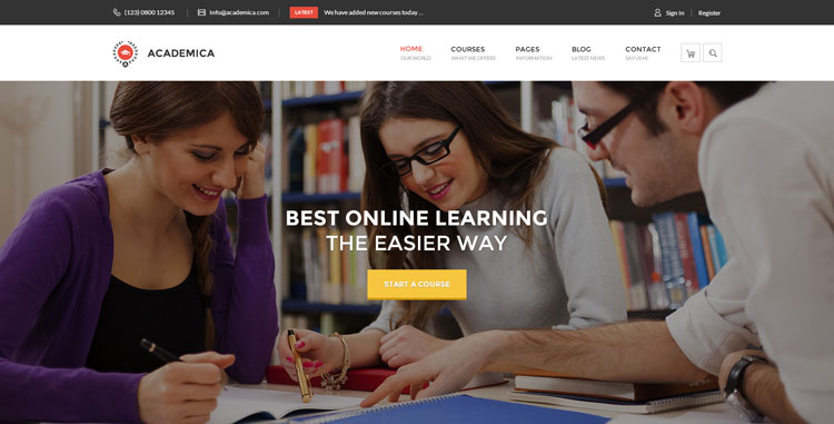 academica-education-psd-template