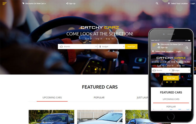 catchy-carz-classified-responsive-template