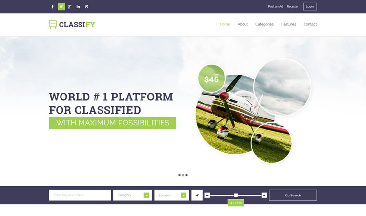classify-classified-ads-psd-template