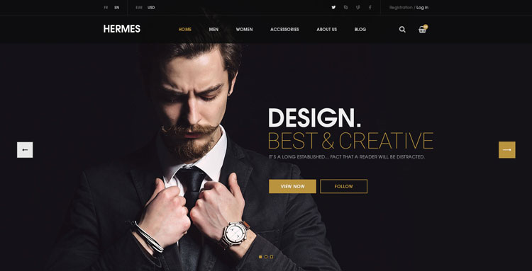 herms-ecommerce-psd