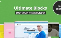 ultimate-blocks-bootstrap-theme-builder