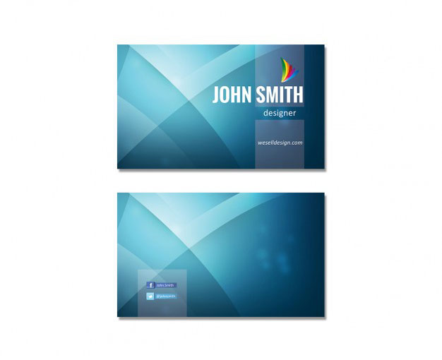 blue-wavy-business-card-free-psd
