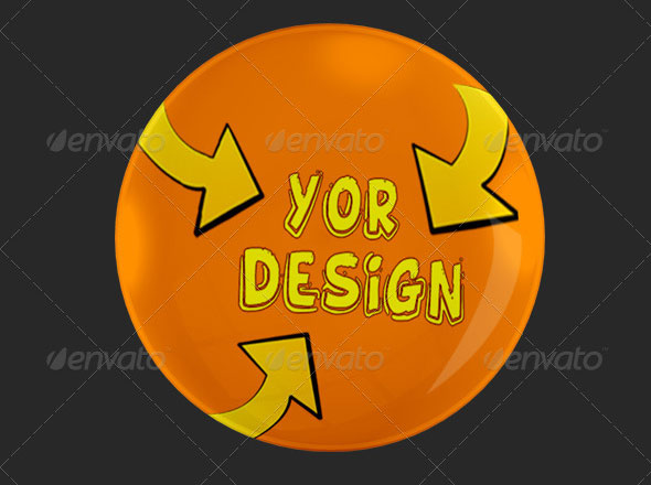 button-badge-mockup