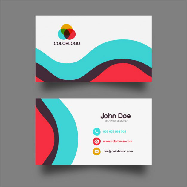 Free Business Card Templates Design Cards for Free