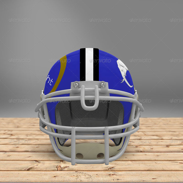 football-helmet-mockup