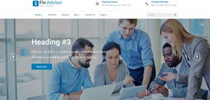 fin-adviser-financial-website-template