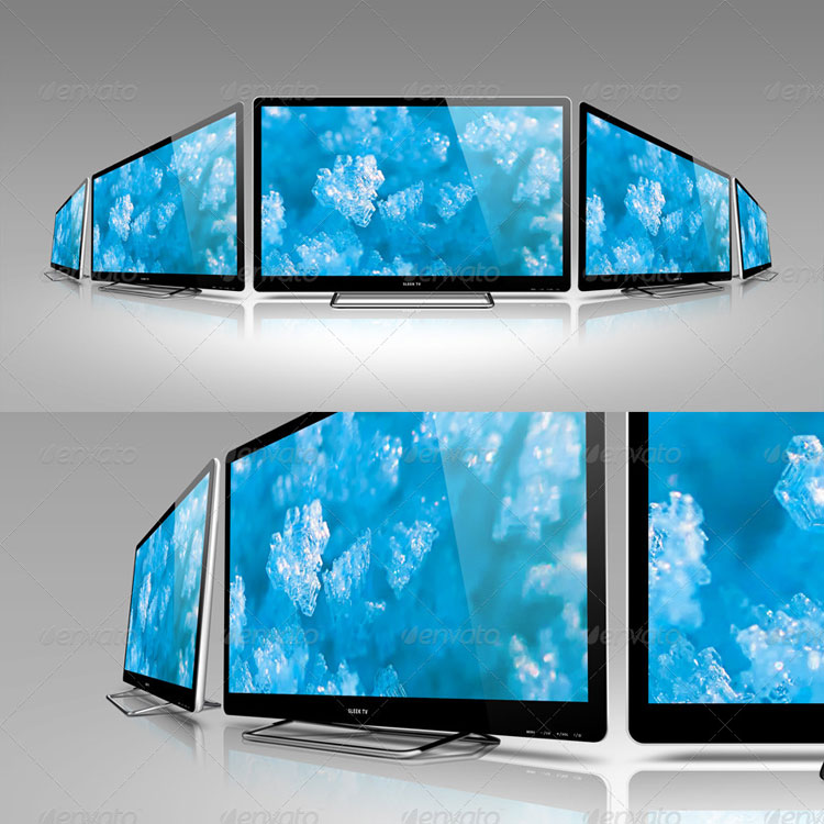 sleek-tv-mockup