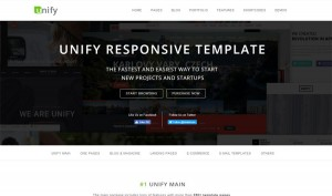 unify-responsive-business-website-template