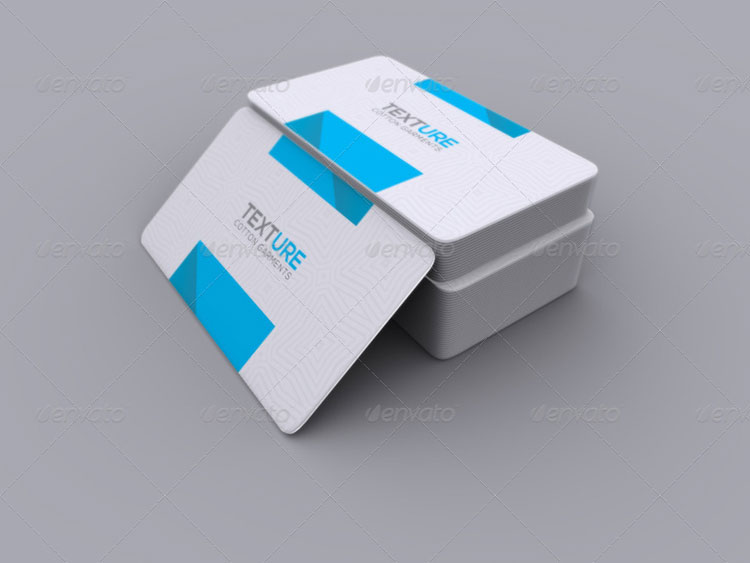 realistic-round-corner-business-card-mockup
